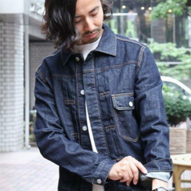デニムジャケットの着こなし。5つのタイプ別コーデ術