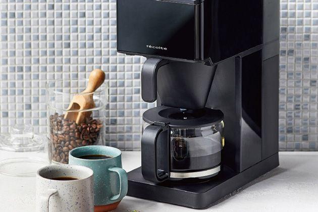 おしゃれで人気のコーヒーメーカー8選。本格的な味を自宅でも!