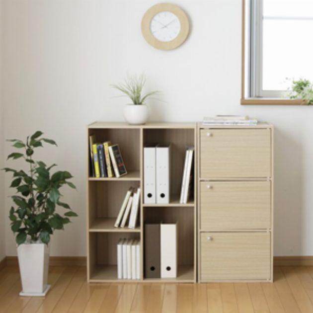 表現にこだわる。本棚をおしゃれに見せる5のアイデア