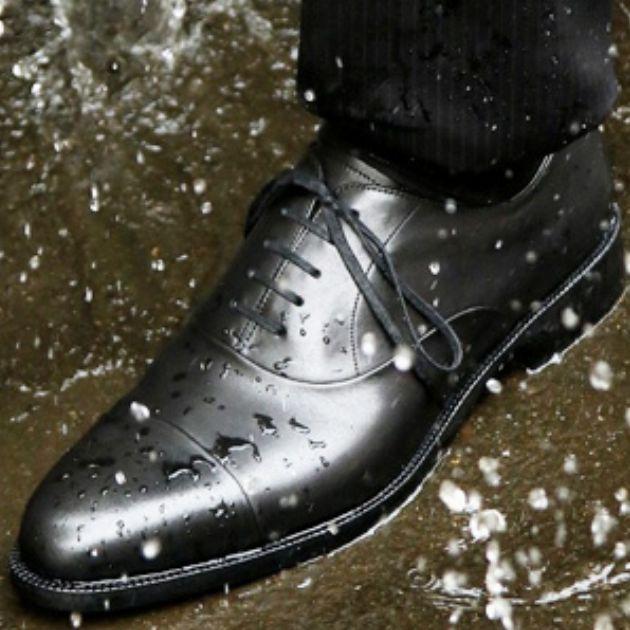 工夫がうれしい。アルフレッド バニスターの靴が優秀