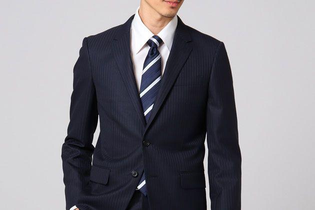 スーツの着こなしをおしゃれに見せる5つのポイント