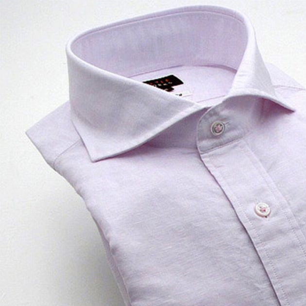 シャツは酸いも甘いも知り尽くした専業メーカーがいい