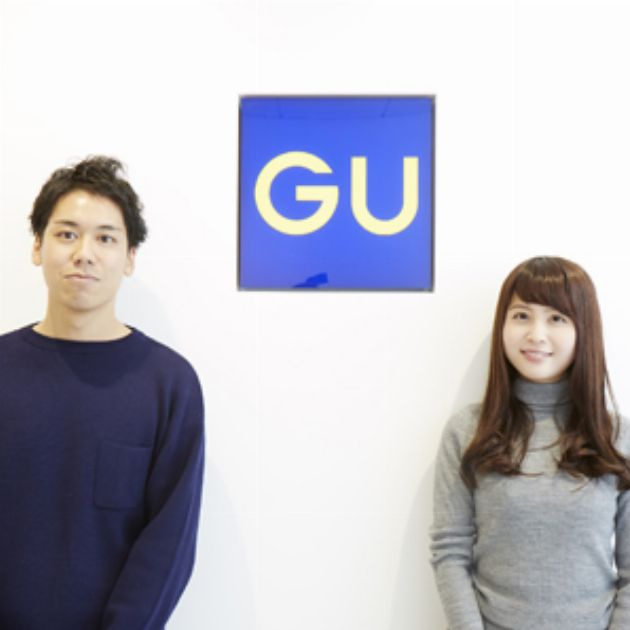PR担当に聞く!GU(ジーユー)で大人コーデを楽しむ方法