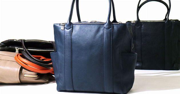 バッグも、財布も。アニアリのレザーアイテムこそ感度高めの大人にふさわしい
