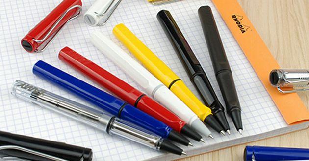 大人のための筆記具。ラミーのサファリの魅力を大解剖