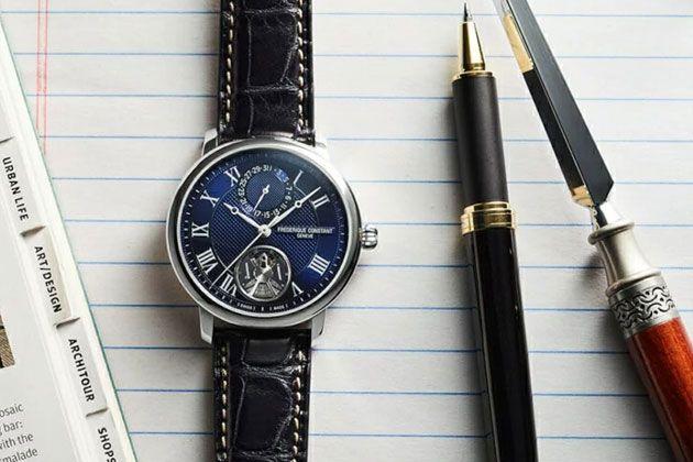 手が届く上質。フレデリック・コンスタントを初めての本格時計に