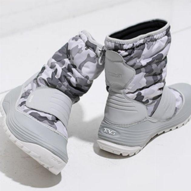 雨も雪も問題なし。加えておしゃれなブーツってある?