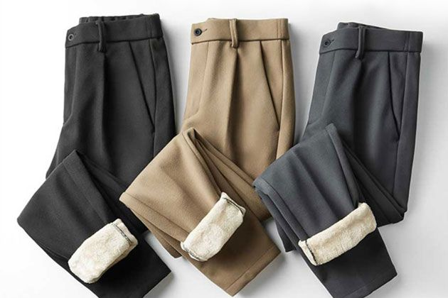 暖パンは、着膨れしらずの有能パンツ。フル活用しておしゃれに防寒