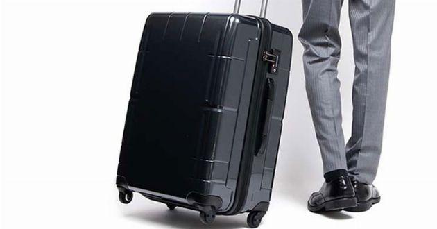 日本製が叶える高機能。プロテカのスーツケースが大人におすすめ