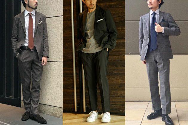 スーツに合わせる靴は何が正解? フォーマル別におすすめの組み合わせを提案