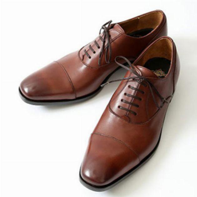 知らなかった……靴のこと。デザインで異なる革靴のフォーマル度