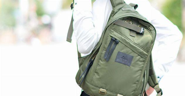 グレゴリーのバッグが持つ魅力と、大人に愛される理由
