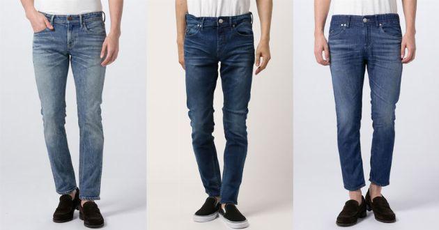 ヤヌークのジーンズは美脚で快適。大人が欲しかったのはこんな1本