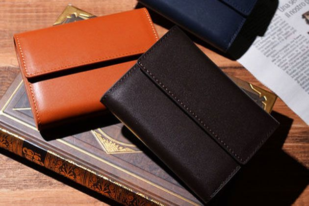 男だってミニ財布。使い勝手抜群の人気ブランド20選