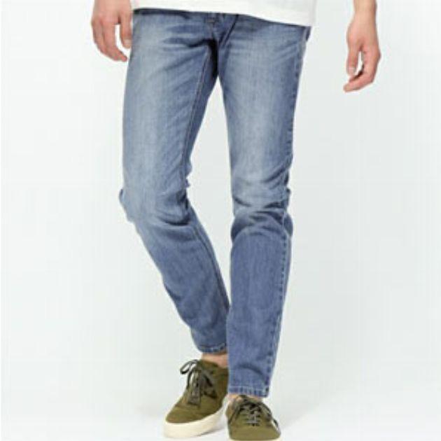 旬モノはコスパ良く。1万以下で探す春のジーンズ名鑑
