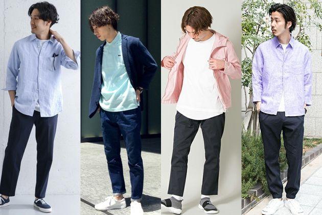 春夏にペールトーンという選択を。大人が着たい4色と着こなし方