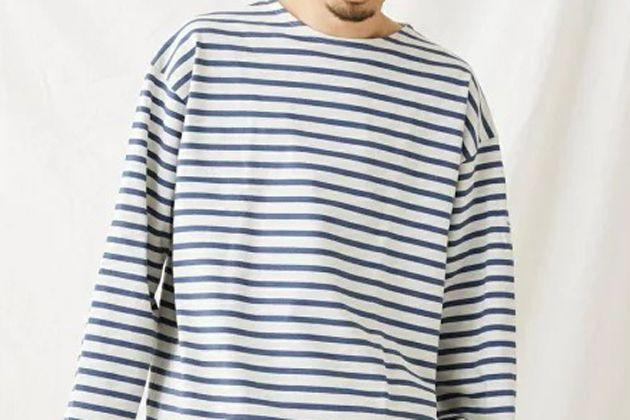 ボーダーが代名詞。オーシバルの定番バスクシャツ