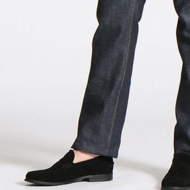 定説を覆す。革靴にマッチする大人顔のジーンズを発見