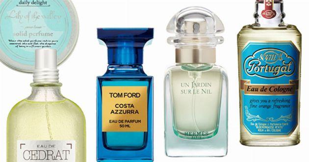 早めに押さえて。梅雨時期を爽やかに演出する香水20選