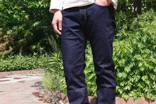 ムレない! 暑くない!! 夏も快適なジーンズがあるんです