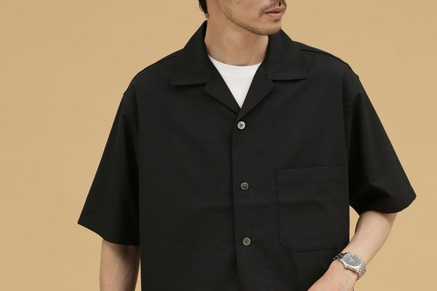 開襟シャツのおすすめ11枚とコーデ法。春夏秋に主役着として活用しよう