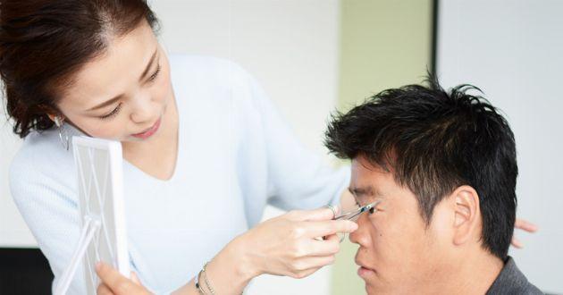 プロが教える眉毛の整え方。男らしさがグッとアガる理想の眉とは