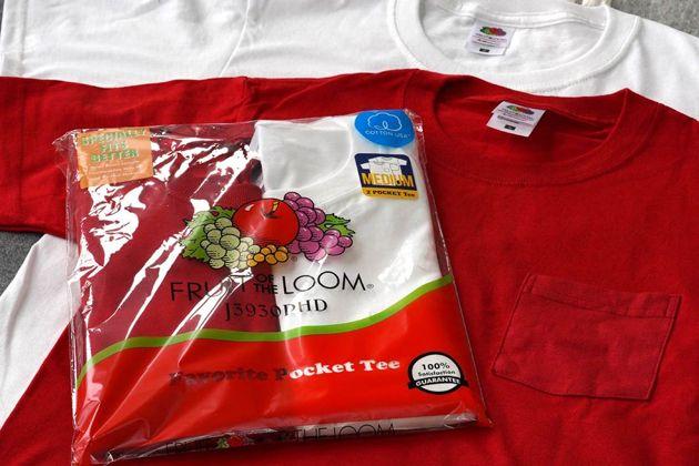 Tシャツ完全ガイド。人気25ブランドから選ぶおすすめの1枚