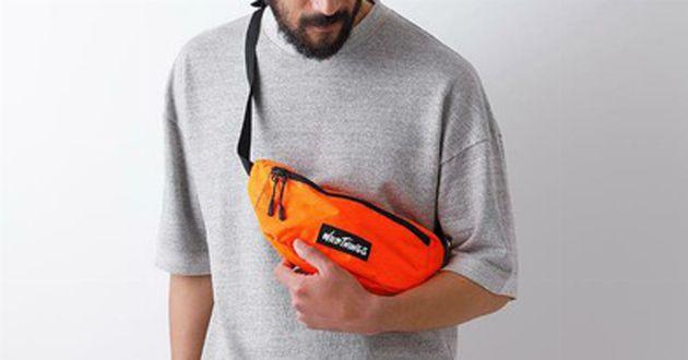 旅行やアウトドアシーンに。軽量で小型のバッグが最適!