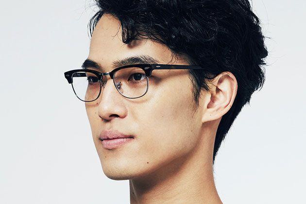 メガネフレームもレイバンが人気。6つのおすすめモデル
