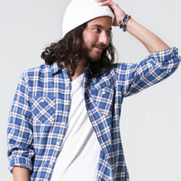 要チェック!! 量産型にならないチェックシャツの柄5選