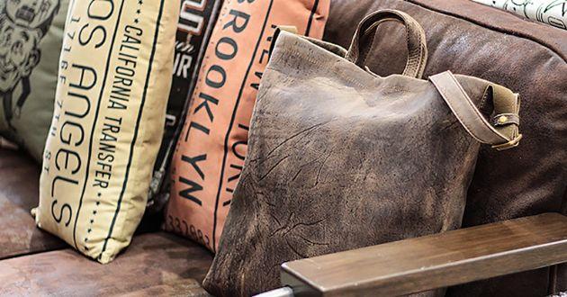 違いがわかる大人のレザーグッズ。スロウのバッグ&財布に惚れる