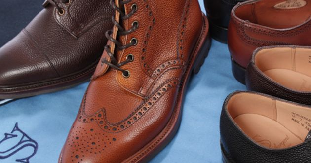 コスパ良好な本格派。アルフレッドサージェントで楽しむ英国革靴