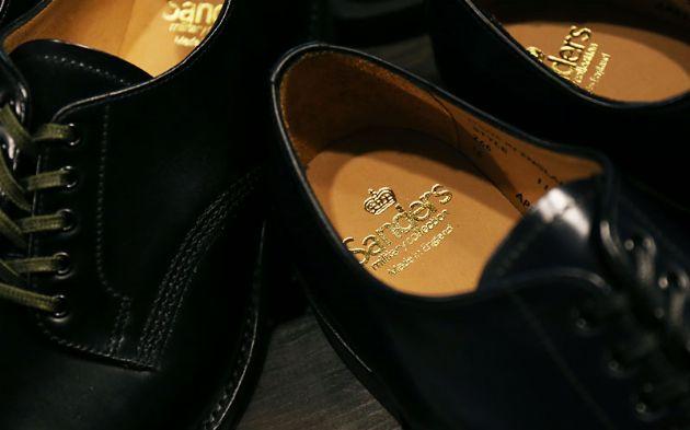 実力派英国靴サンダース。その魅力と、知っておきたいおすすめ13足
