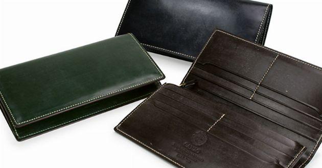 妥協しない本格派。目利きの大人たちが手に取るガンゾの財布
