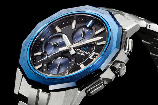 カシオのオシアナス。30代が選ぶべき腕時計、その理由とは