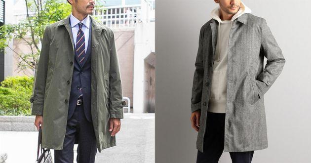 """""""シンダウン""""のコートですっきり暖か。常識を塗り替える新素材に注目!"""