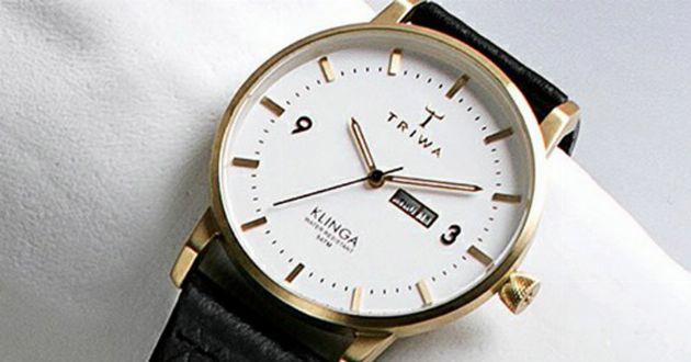 素材もデザインも上質。トリワの腕時計こそこだわる大人のベストバイ