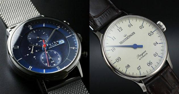 クリームフェイスか、ネイビーフェイスか。この春買い足す腕時計は?