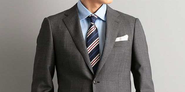 価格は控えめでも妥協なし。グリーンレーベル リラクシングのスーツは大人の味方