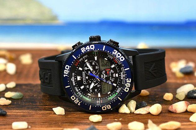 高防水腕時計を厳選! アクティビティで用いたい人気モデル10