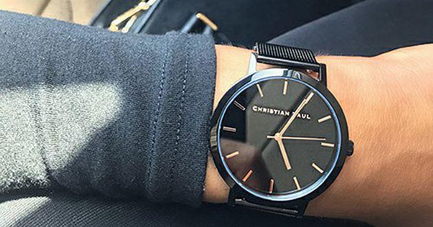 余暇のための特別な1本を。父の日に贈りたい腕時計