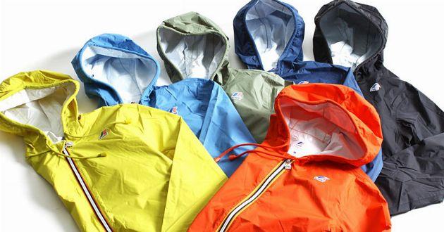 フランスの国民服。ケーウェイが雨の日をおしゃれに彩る