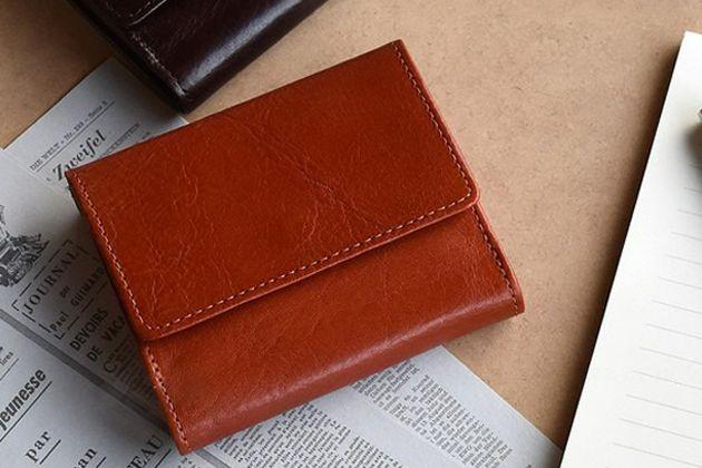 三つ折り財布を厳選。4タイプから見るおすすめブランド20
