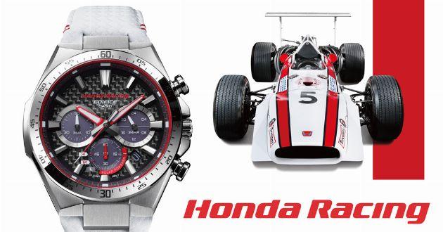 モータースポーツと腕時計の共闘関係を、コラボウォッチに見る