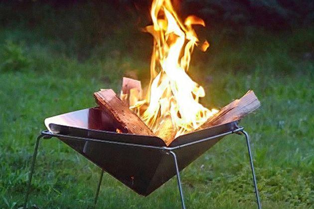 キャンプに欠かせない焚き火台のおすすめ18選。選び方のポイントも徹底解説