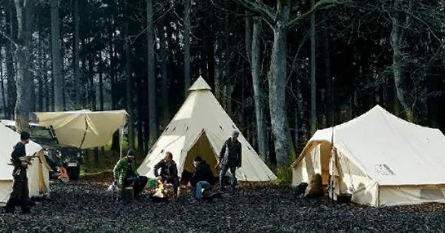 北欧の本気がココに。ノルディスクで叶えるおしゃれなキャンプ