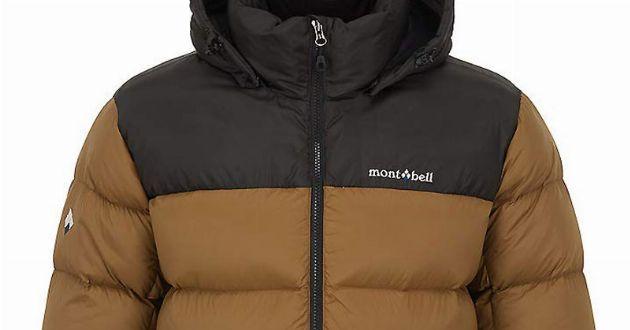 機能美を体現するモンベルのダウンジャケット
