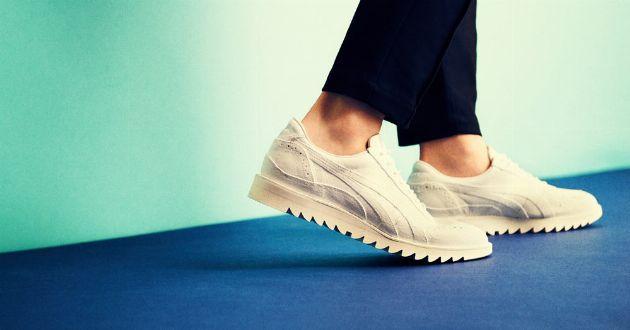 ダッドでグッド。世界に1足のスニーカーを履いてみる?