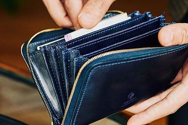 革財布のことどこまで知ってる? 大人に似合う革の種類&ブランド