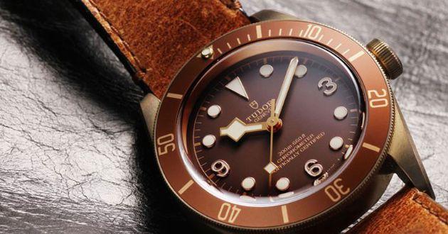 チュードルからチューダーに。進化し続ける老舗の腕時計